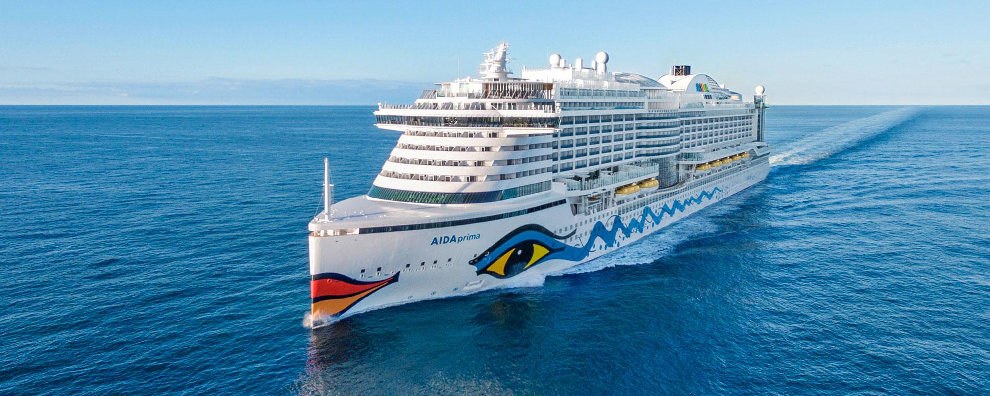 Aida Cruises Promo Scan-Suisse