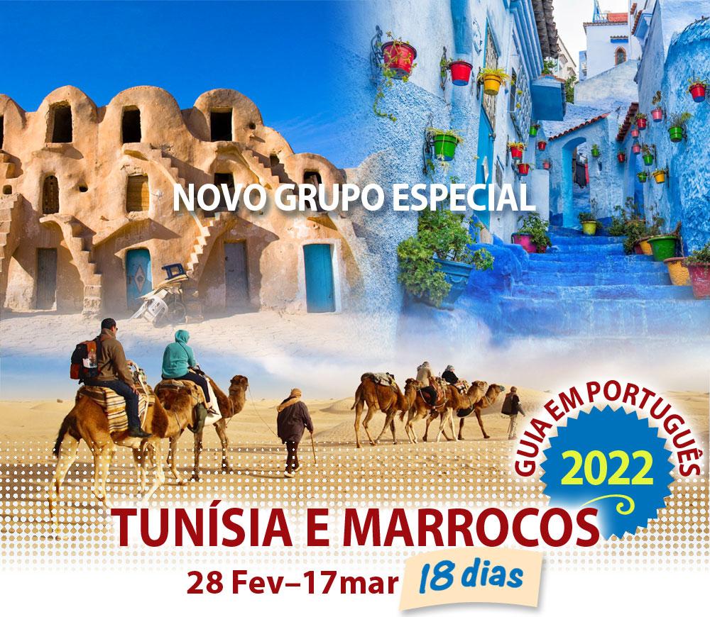 Grupo Especial Tunísia e Marrocos Scan-Suisse