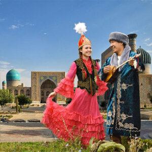 Ásia Central - Base Individual