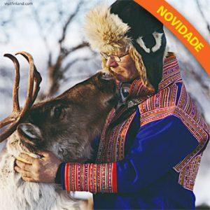Inverno na Lapônia (Levi)