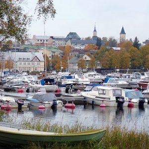 Helsinki e Karelia do Sul