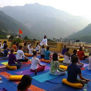 Yoga e Meditação na Índia