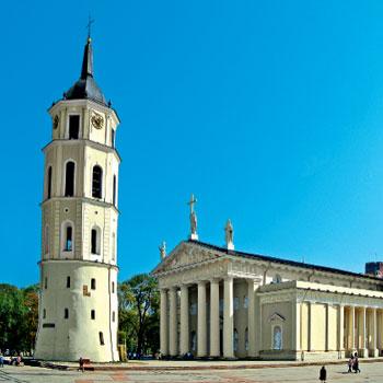 Báltico: Vilnius-Riga-Tallinn