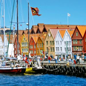 Escandinávia e Fjords