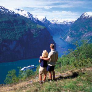 Rússia e os Fjords Noruegueses