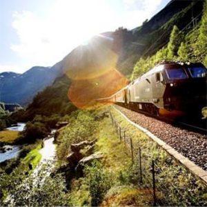 Noruega numa Casca de Noz e Interior da Noruega