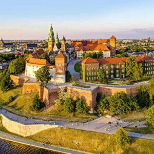 Cracóvia - Varsóvia