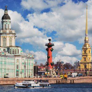Aventura Viking e Rússia