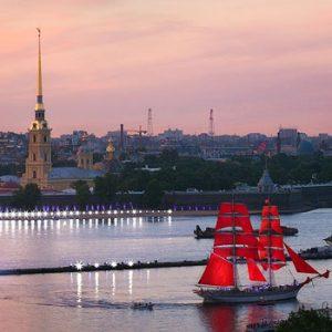 City Break em St Petersburg