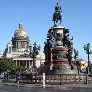Balalaika - Saídas de St Petersburg