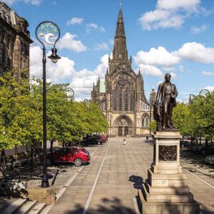 Descubra Irlanda e Glasgow