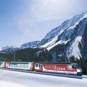 Suíça Impressionante e Glacier Express