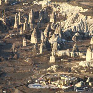 Istanbul e Capadócia Legendária