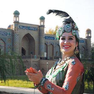 Uzbequistão com Fergana